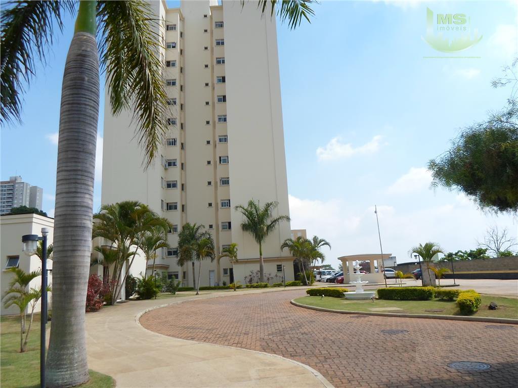 Apartamento residencial para locação, Mansões Santo Antônio, Campinas - AP0738.