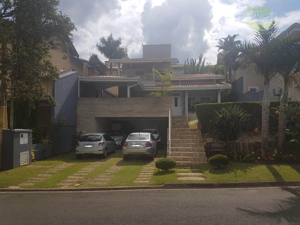 Casa residencial à venda, Jardim Recanto, Valinhos.