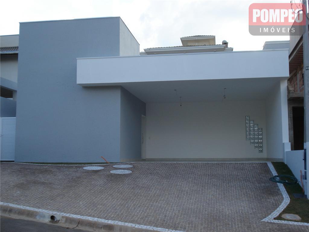 Casa Residencial  à venda, Totalmente Térrea, Valinhos - CA0034.