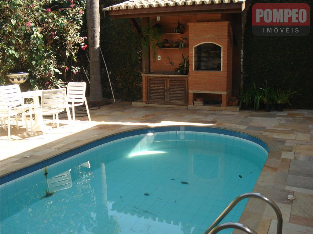 Casa residencial à venda, Jardim Paraíso, Campinas - CA0789.