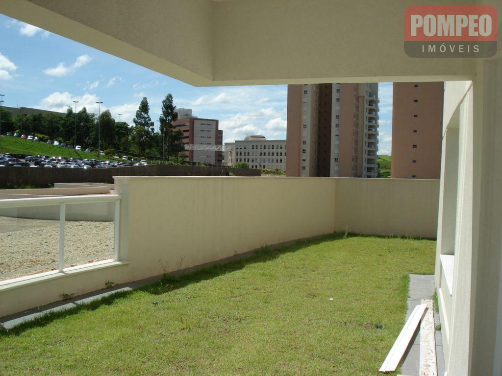 Apartamento residencial para locação, Fazenda São Quirino, Campinas.
