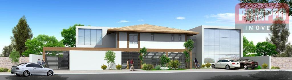 Casa Comercial para locação, Jardim das Paineiras, Campinas - CA0416.
