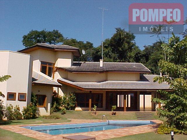 Casa Residencial para venda e locação, Jardim Botânico (Sousas), Campinas - CA0345.