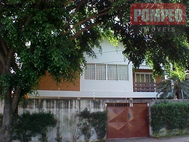 Casa comercial para locação, Nova Campinas, Campinas - CA0717.