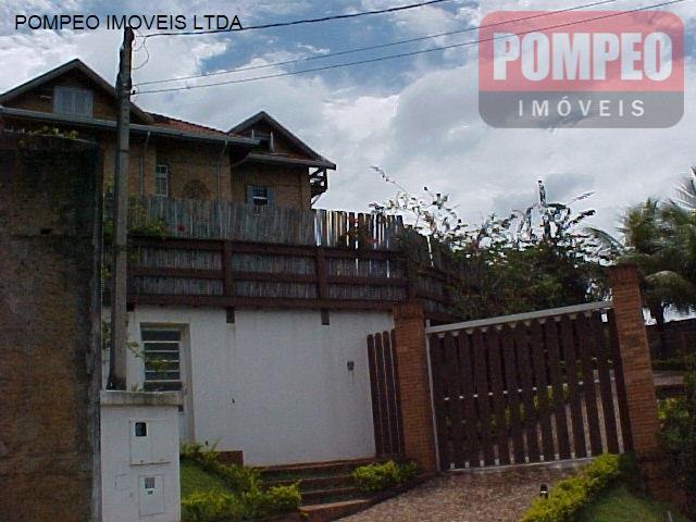 Casa Residencial à venda, Jardim Botânico (Sousas), Campinas - CA0182.