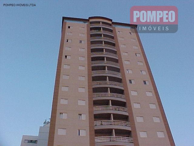 Apartamento residencial para locação, Novo Taquaral, Campinas.