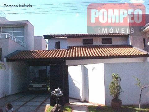 Casa Residencial à venda, Jardim Paranapanema, Campinas - CA0093.