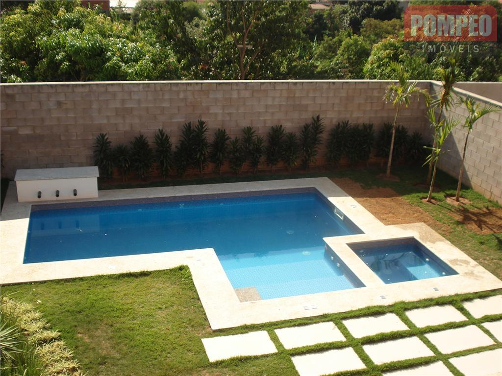 Casa residencial à venda, Jardim Green Park Residence, Hortolândia.