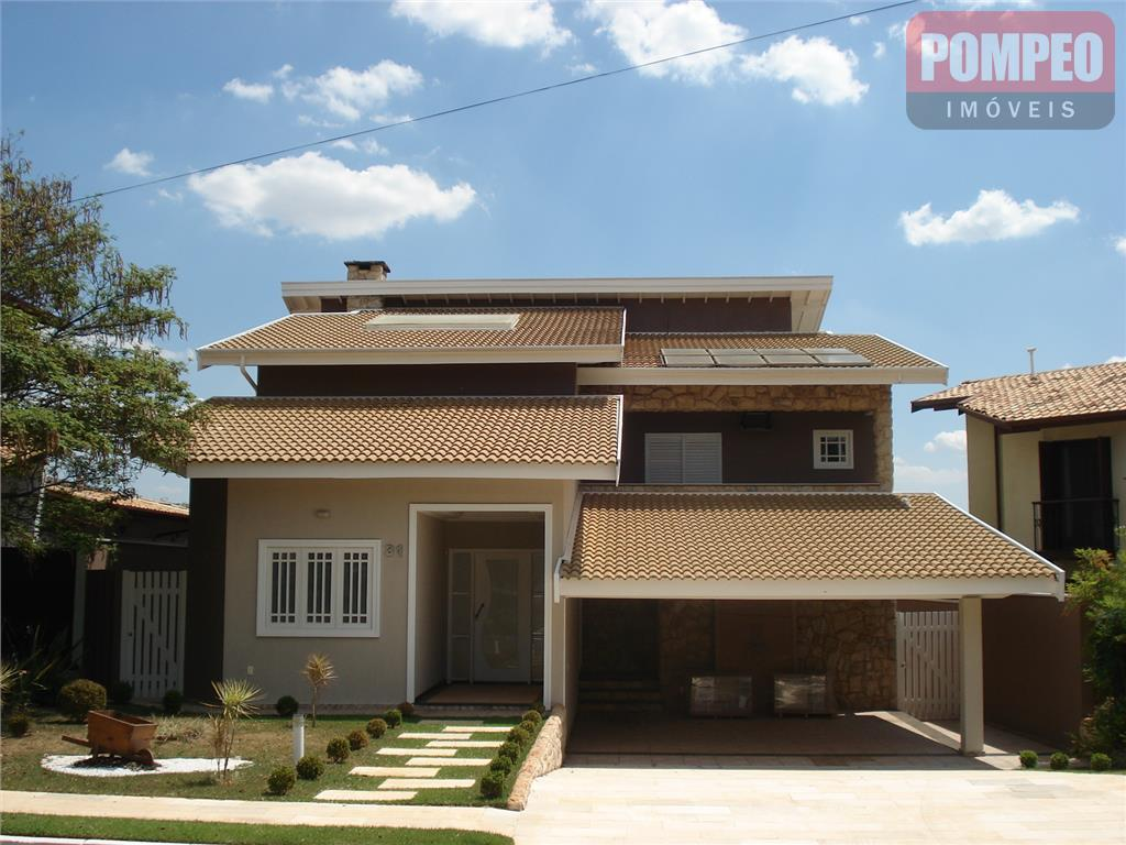 Casa residencial para venda e locação, Loteamento Residencial Barão do Café, Campinas.