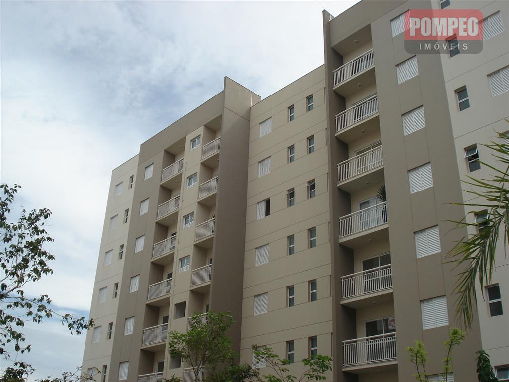 Apartamento residencial para locação, Morumbi, Paulínia.