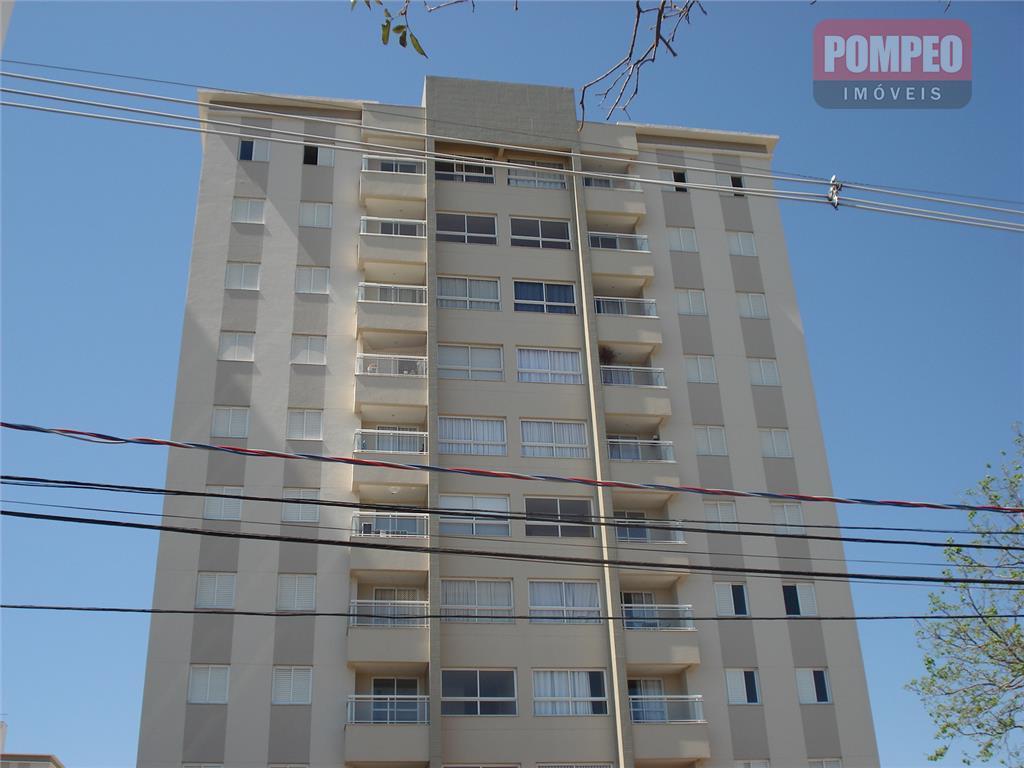 Apartamento  residencial à venda, Vila Brandina, Campinas.