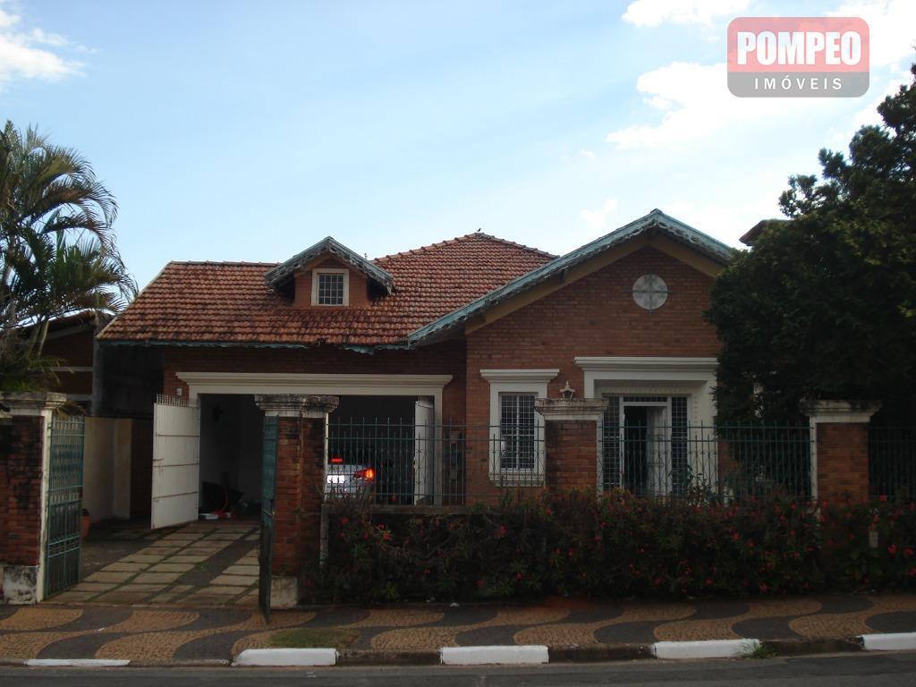 Casa  residencial à venda, Jardim Guarani, Campinas.