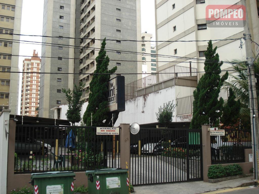 Terreno comercial à venda, Cambuí, Campinas.