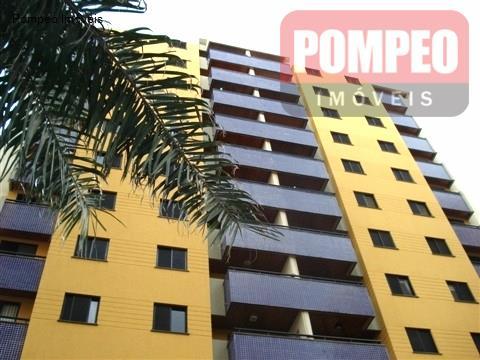 Apartamento Residencial para venda e locação, Vila Brandina, Campinas - AP0032.