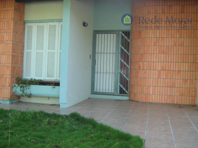 Casa residencial à venda, Guarujá; quatro dormitórios; Porto Alegre.