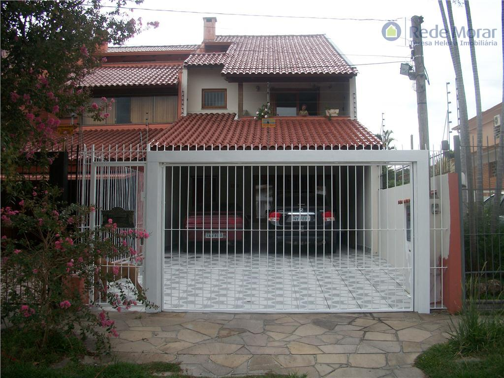 Sobrado residencial à venda, Ipanema, Porto Alegre.