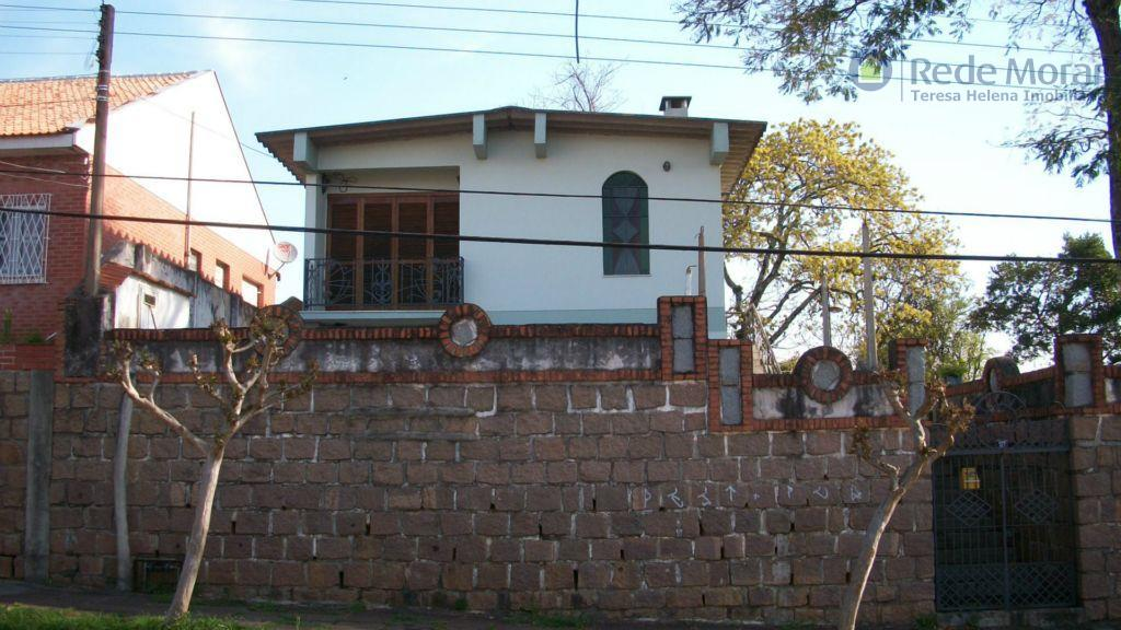 Casa residencial à venda, Teresópolis, Porto Alegre.