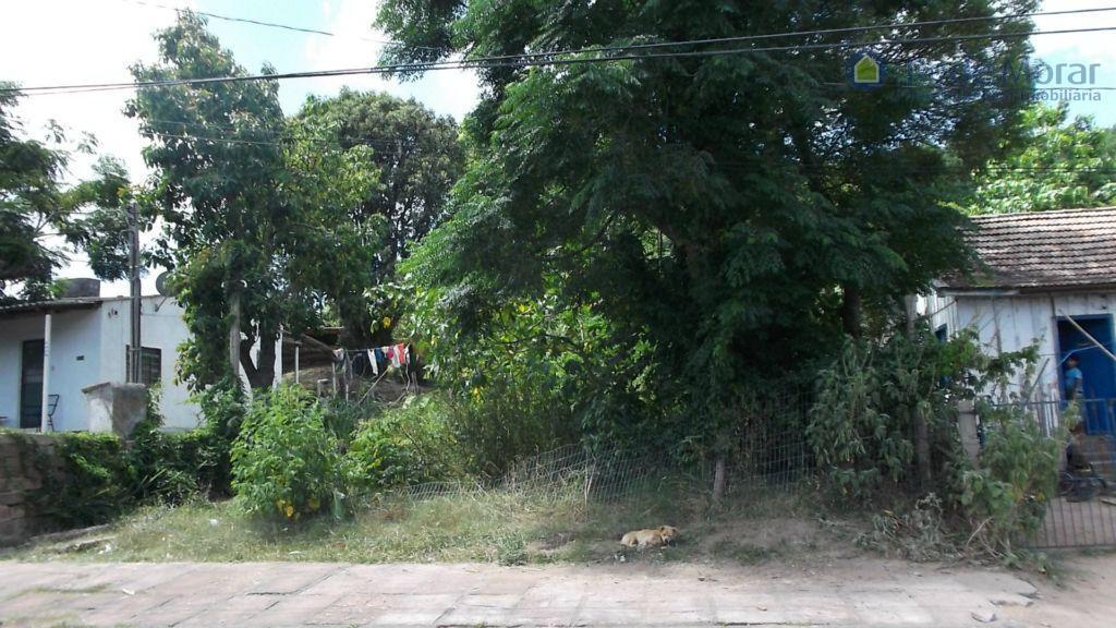 Terreno residencial à venda, Serraria, Porto Alegre.