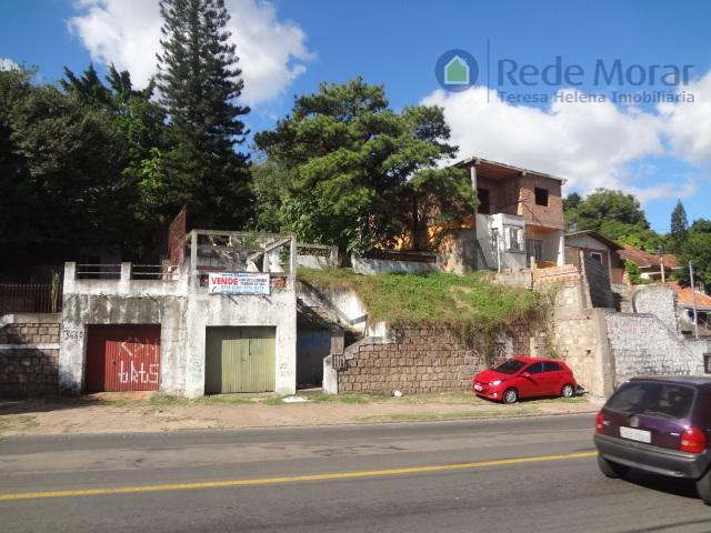 Terreno residencial à venda, Azenha, Porto Alegre.