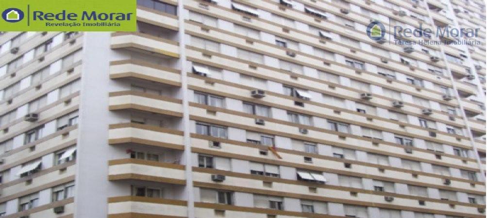 Apartamento residencial à venda, Centro, Porto Alegre.