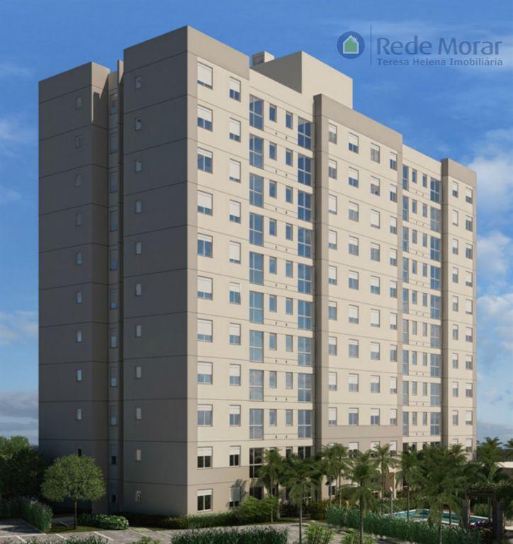 Apartamento residencial à venda; Novo; próximo ao Zaffari; Cavalhada, Porto Alegre.