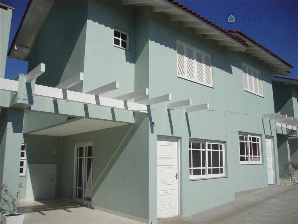 Casa residencial à venda, Aberta dos Morros, Porto Alegre - CA0566.