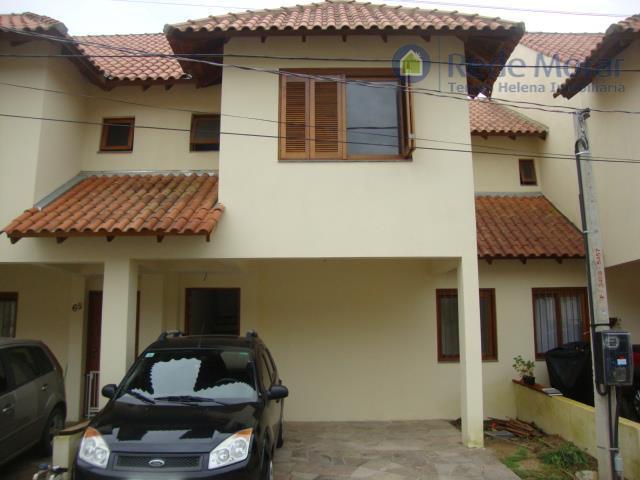 Casa Residencial à venda, Hípica, Porto Alegre - CA0292.