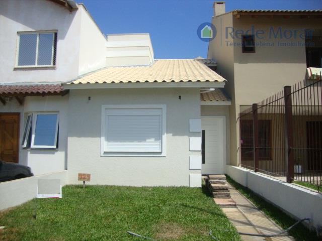 Casa residencial à venda, Nova Ipanema, Porto Alegre.