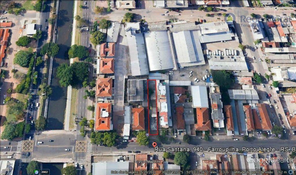 Terreno residencial à venda, Farroupilha, Porto Alegre.
