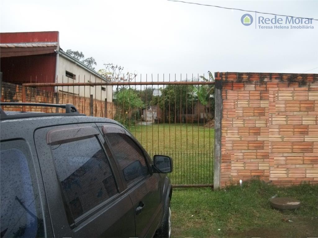 Terreno residencial à venda, Ponta Grossa, Porto Alegre.
