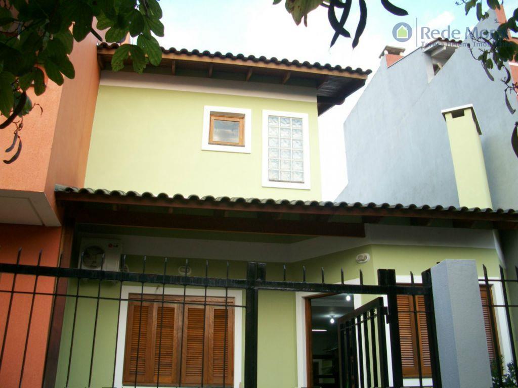 Sobrado residencial à venda, Hípica Jardins do Prado, Porto Alegre.