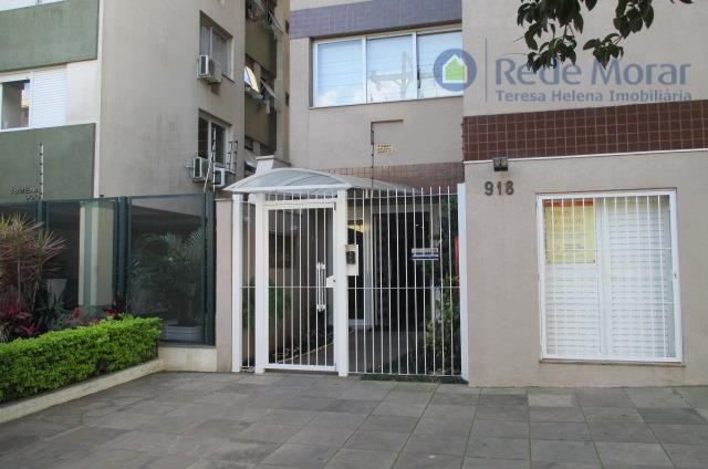 Apartamento mobiliado para locação, Centro Histórico, Porto Alegre.