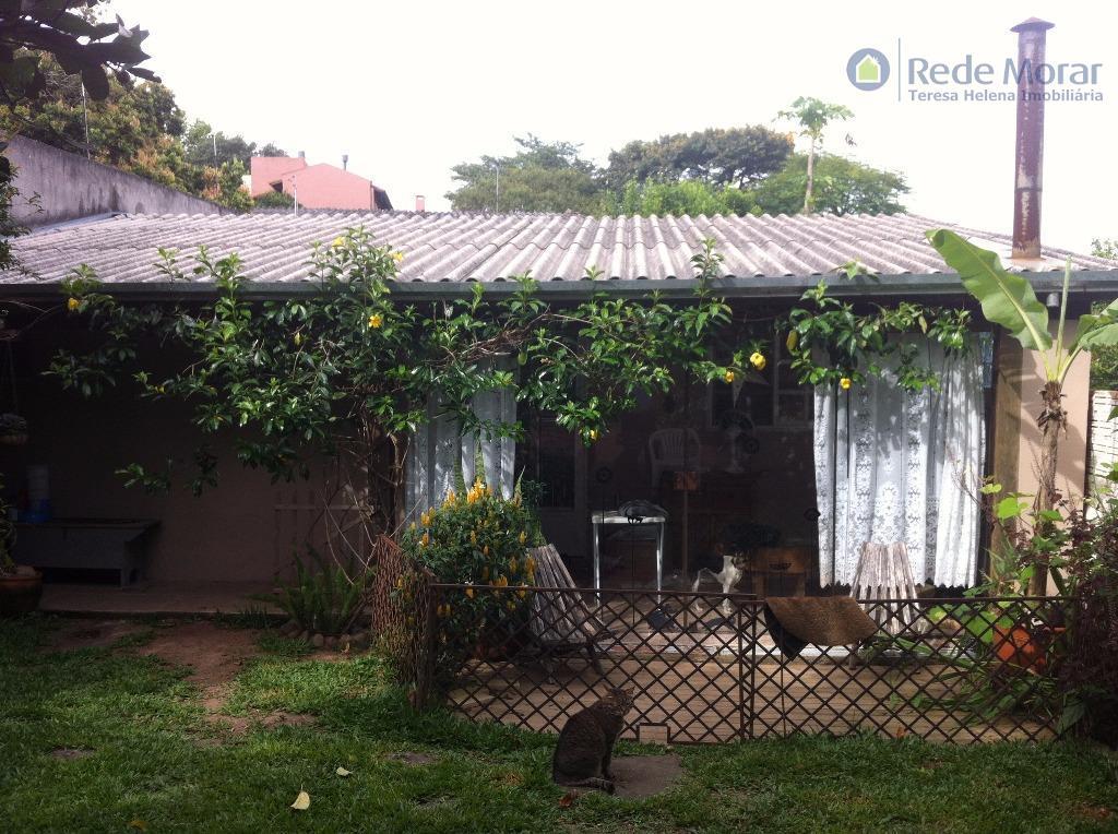 Casa residencial dois dormitórios para locação, Espírito Santo, Porto Alegre.