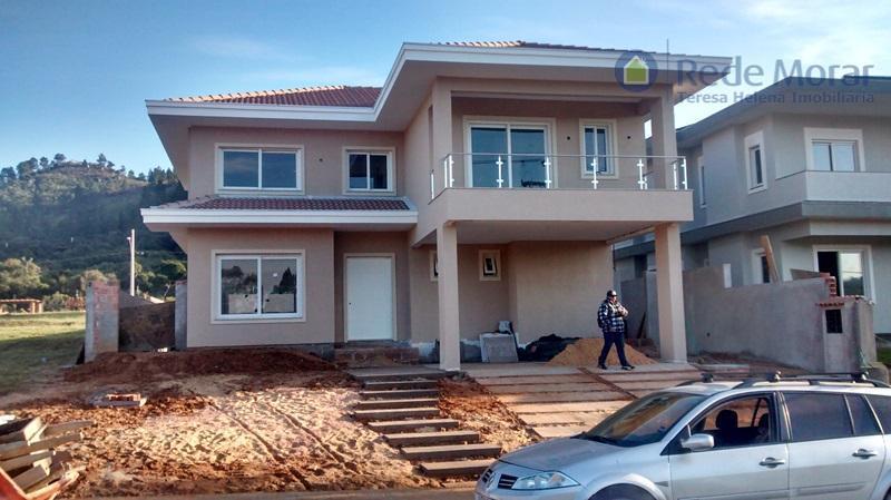 Casa à venda no Alphaville; Vila Nova, Porto Alegre.