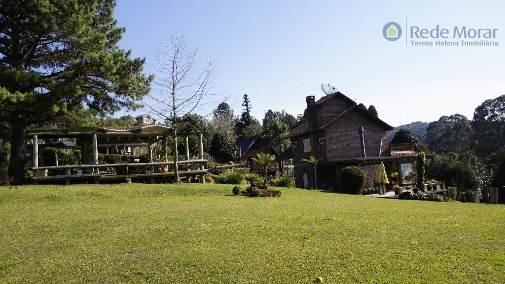 Casa à venda na Barragem do Salto, São Francisco de Paula.