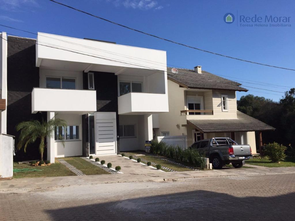 Casa três suítes à venda, Aberta dos Morros, Porto Alegre.