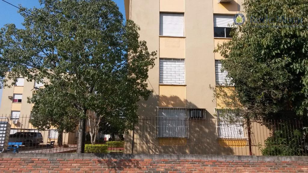 Apartamento um dormitório para locação, Vila Nova, Porto Alegre.