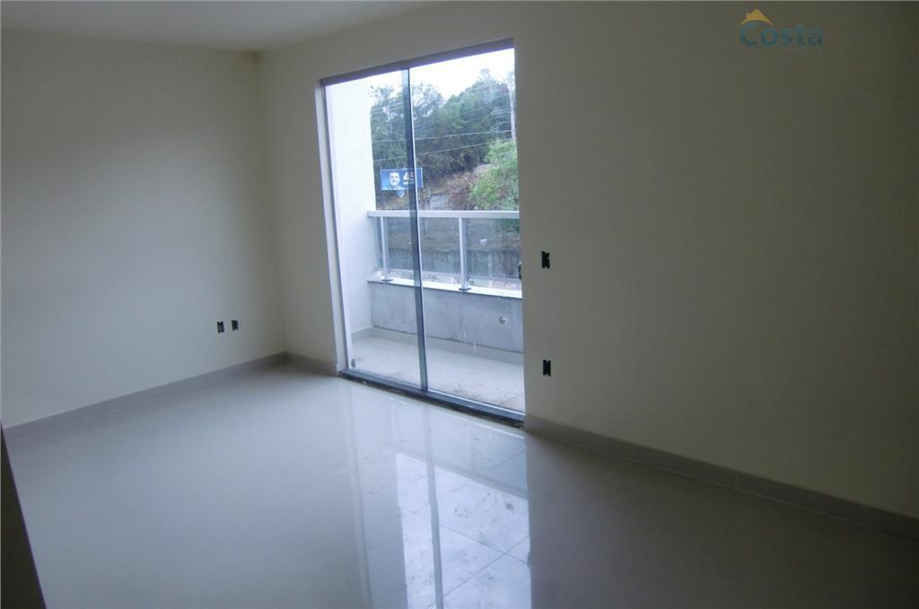 Cobertura 3 quartos com suíte, com terraço coberto no Bom Retiro R$ 280.000,00