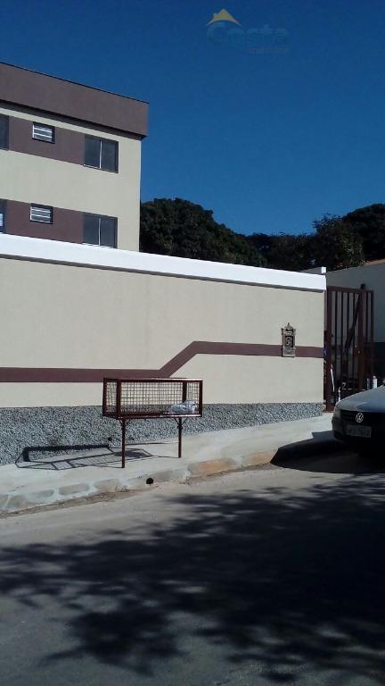 Apartamento residencial à venda, Alvorada Industrial, São Joaquim de Bicas.