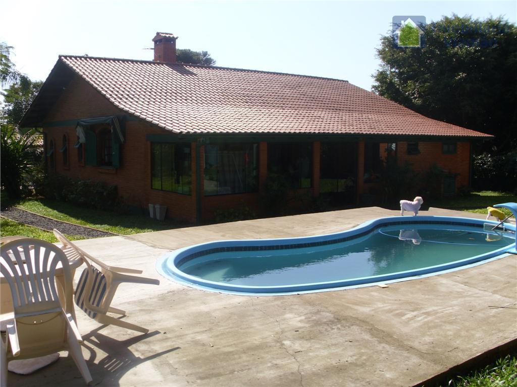 Casa residencial à venda, Sitio São José, Viamão.