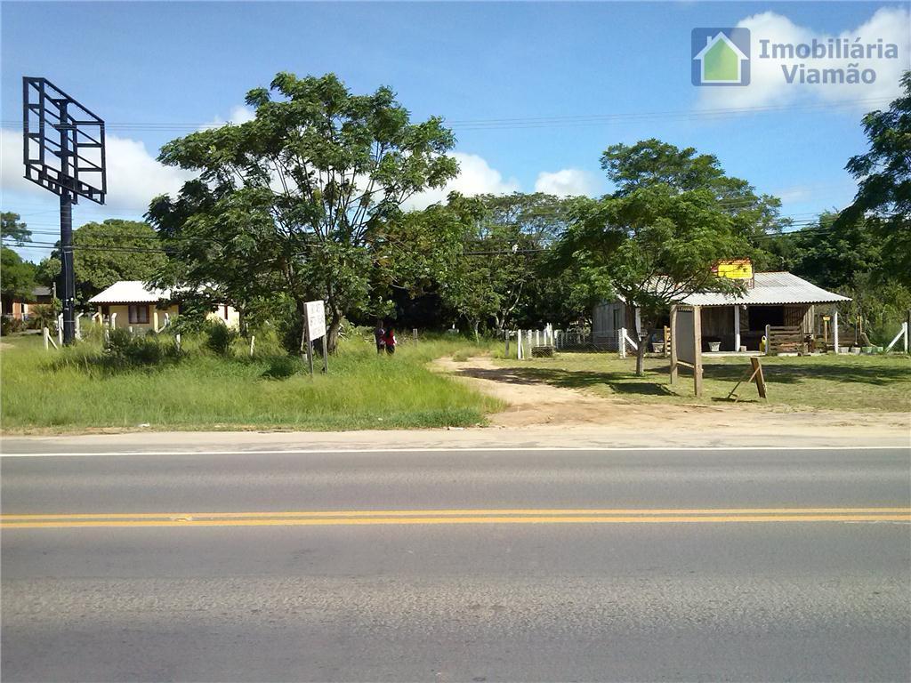 Terreno comercial à venda, Águas Claras, Viamão.