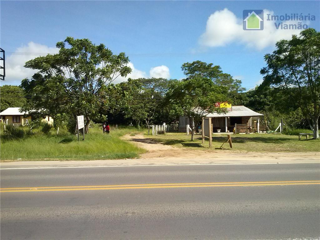 ótima oportunidade de negócio, terreno comercial medindo 1600 m² às margens da rs - 040, próximo...