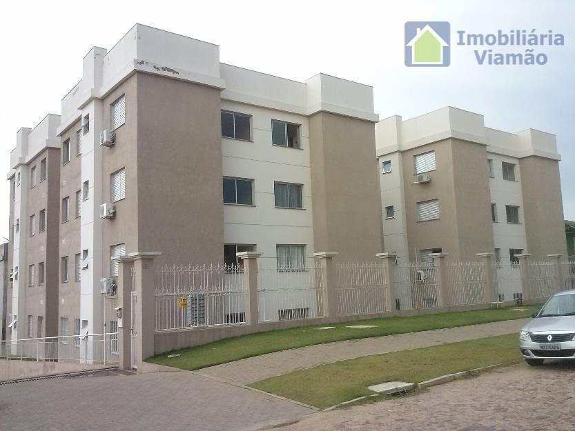 Apartamento residencial à venda, Querência, Viamão.