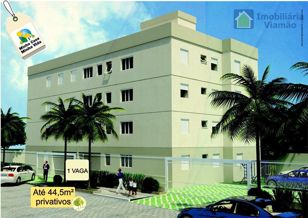 Apartamento residencial à venda, São Lucas, Viamão.
