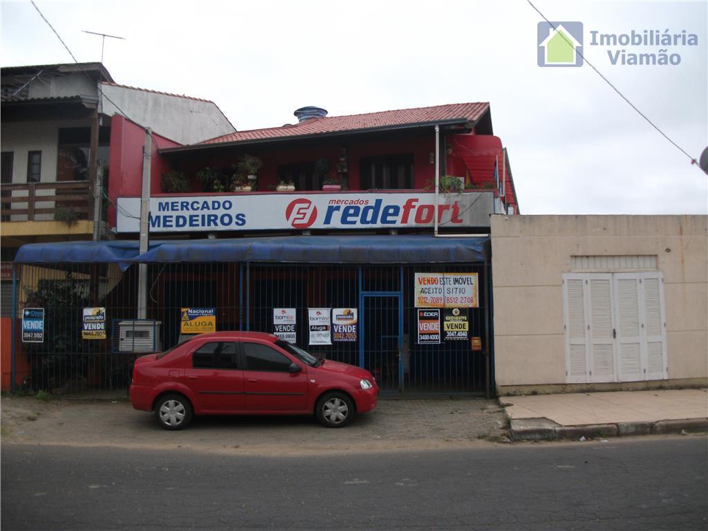 Casa residencial à venda, Parque dos Eucalíptos, Gravataí.