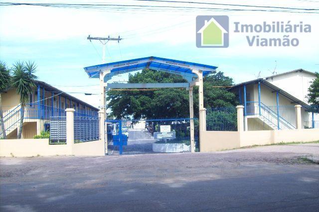 Apartamento residencial à venda, São Tomé, Viamão.
