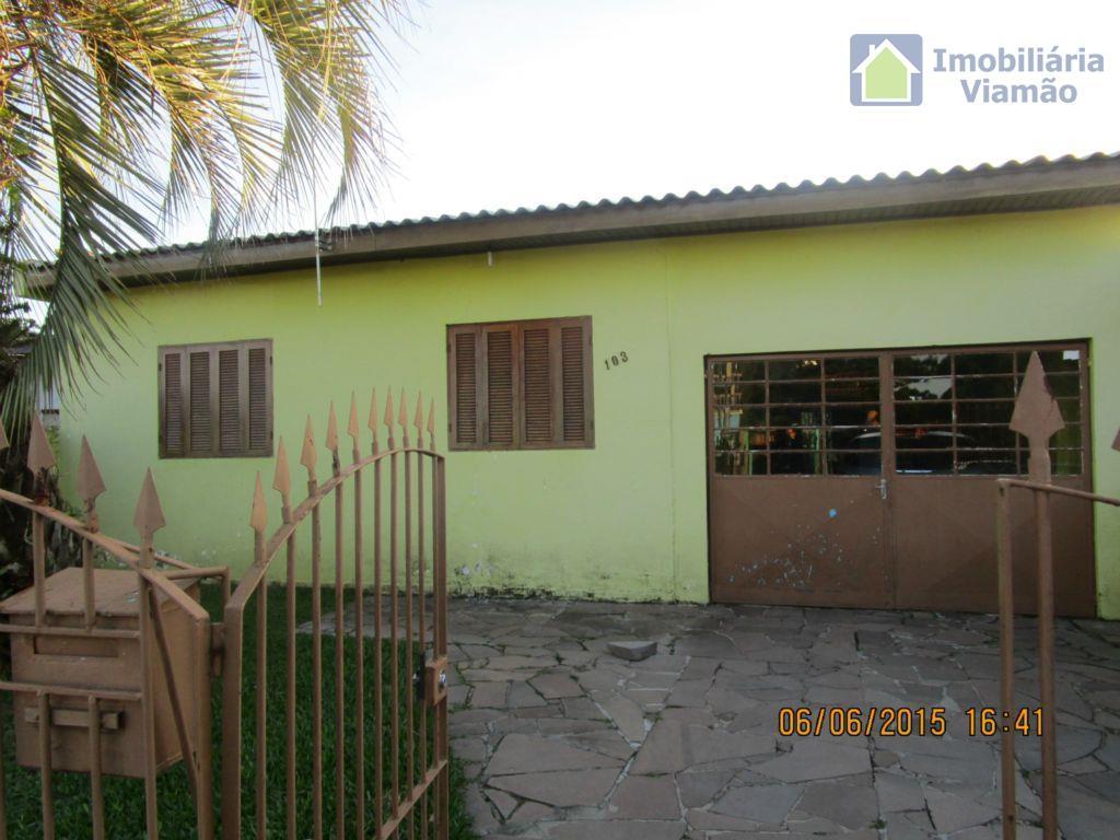 Casa residencial à venda, Santa Helena, Alvorada.