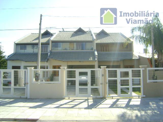 Sobrado residencial à venda, Centro, Tramandaí.