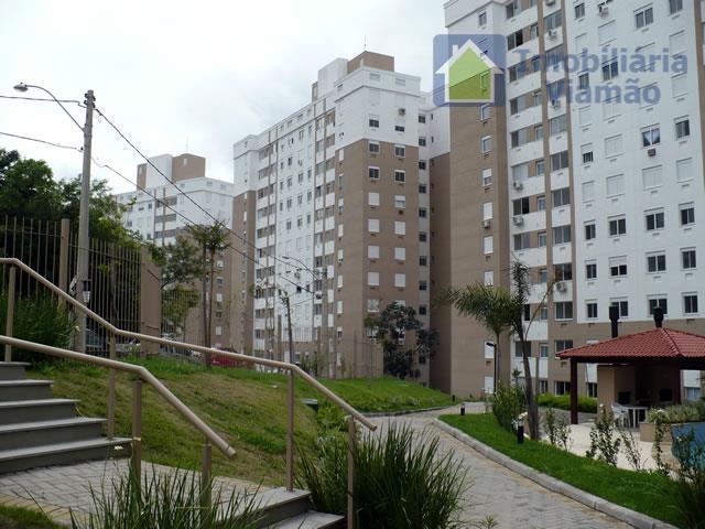 Apartamento residencial à venda, Jardim Itu, Porto Alegre.