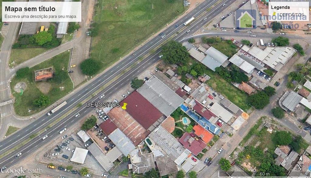 vende-se excelente pavilhão p/ comercio(c/ 470 m² em terreno de 600 m²) + mezanino, escritórios, banheiros,...